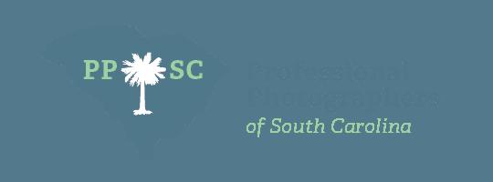 logo of the Professional Photographers of South Carolina