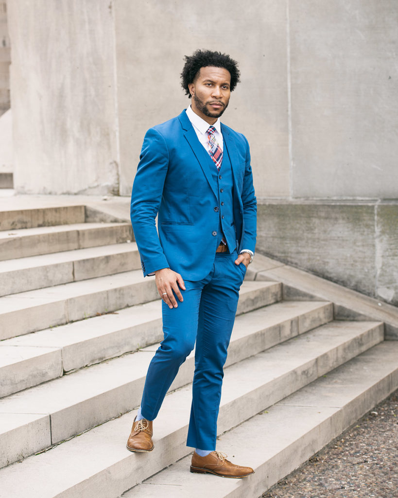 branding photo of man in suit